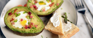 Bake Eggs in Avocados For the Ultimate Breakfast Trick