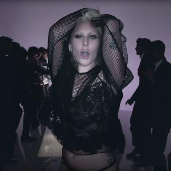 Lady Gaga Tom Ford Runway Music Video Show
