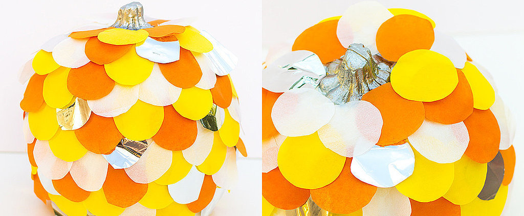 Not a Fan of Carving Pumpkins? Try This Pumpkin Decorating DIY Instead!