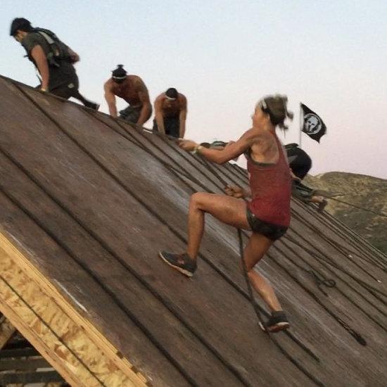 Julianne Hough Does Spartan Beast