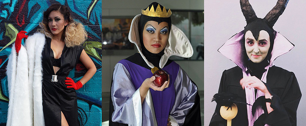 POPSUGAR Shout Out: Wickedly Awesome Disney Villain Costumes