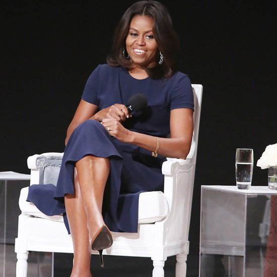 Michelle Obama Gives Young Girls Great Advice
