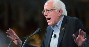 Bernie Sanders Doubles Down On Gun Control