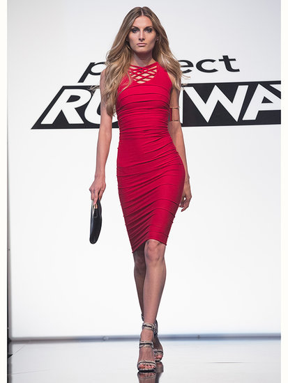 Win Last Night's Top Project Runway Design Now - Only on PeopleStyle