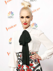 Happy Birthday Gwen Stefani! Watch The Voice Coaches Wish Her Well