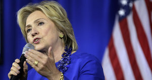 Hillary Clinton Goes Big On Gun Policy, Creates Contrast With Bernie Sanders
