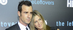 Jennifer Aniston and Justin Theroux Make Their Red Carpet Debut as a Married Couple