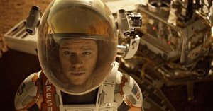 The Martian Lands $55M Debut