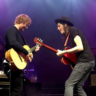 """Ed Sheeran et James Bay """"Let It Go"""""""