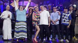 Here Are The Clips Worth Watching From Miley's Saturday Night Live