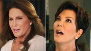 Kris Jenner Goes Off About Caitlyn Jenner on 'KUWTK': 'He Can Go F**k Himself'