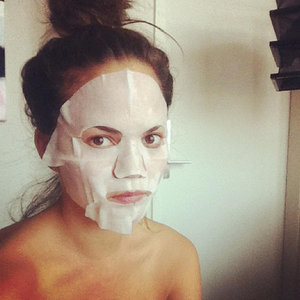 15 Things You Think While Wearing a Sheet Mask