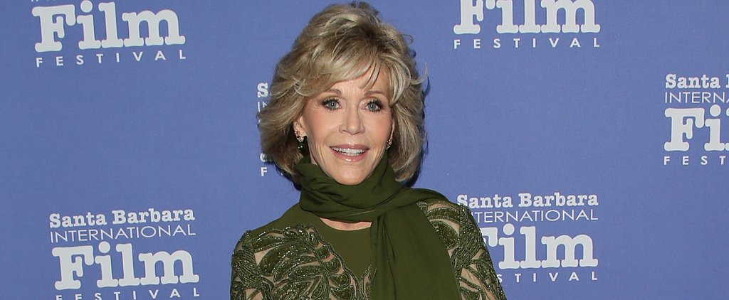 Jane Fonda Just Pulled Off an Impossible Color