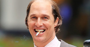 Matthew McConaughey Is Nearly Unrecognizable In New Movie Role