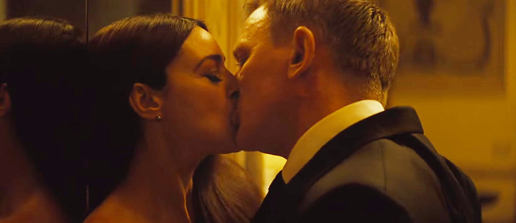 "Daniel Craig Is All Kinds of Sexy in Sam Smith's ""Writing's on the Wall"" Video"