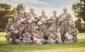 New Army Breastfeeding Policy Balances 'Needs Of Mother With Needs Of Mission'