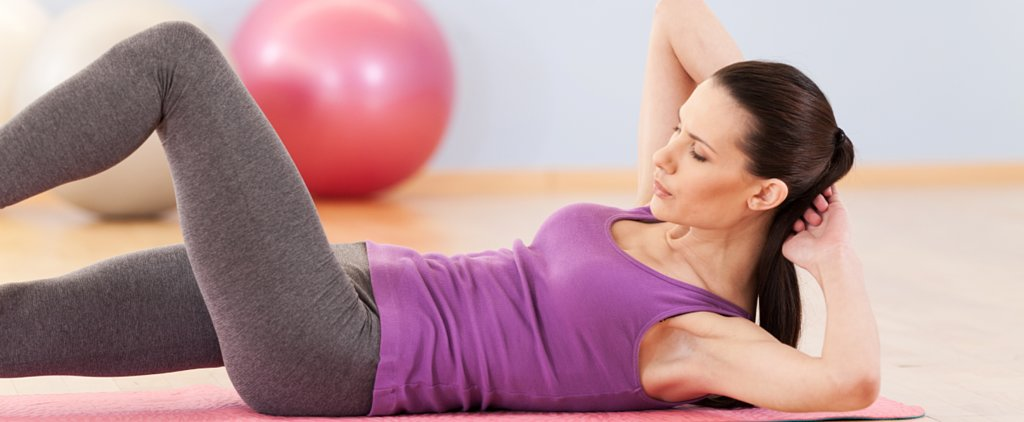 The 2 Core-Strengthening Moves to Steal From Pilates