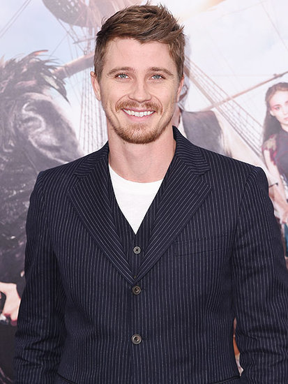 Pan Star Garrett Hedlund Gets Used to Growing Up: This Is 'the First Time I've Said That I'm in My 30s'