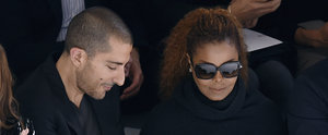 Janet Jackson Makes a Rare Appearance at Paris Fashion Week