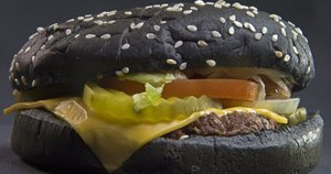 Burger King's Halloween Black Whopper Is Causing Green Poop