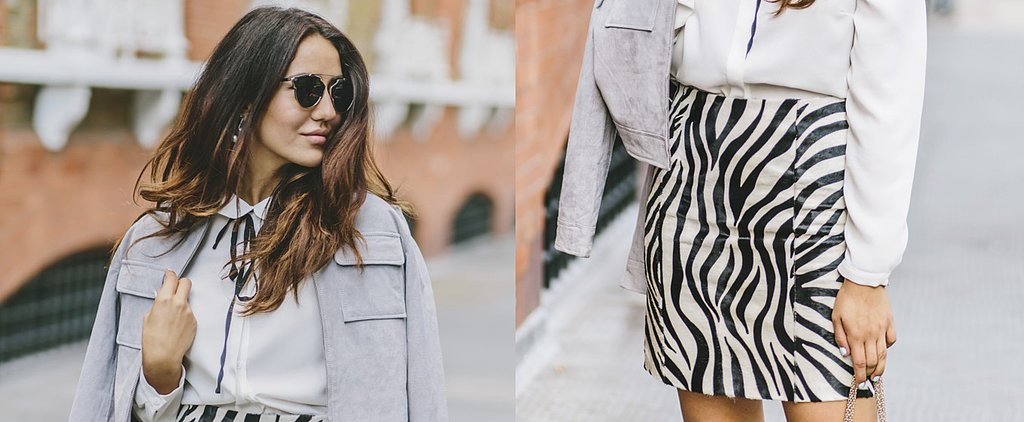 WATCH: How To Style a Statement Skirt