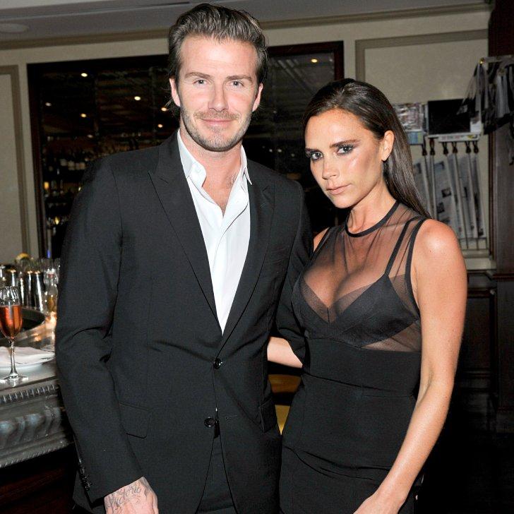 Victoria Beckham Talks David Beckham Split Rumors ... Carey Mulligan Wedding