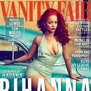 Rihanna Vanity Fair Cover November 2015