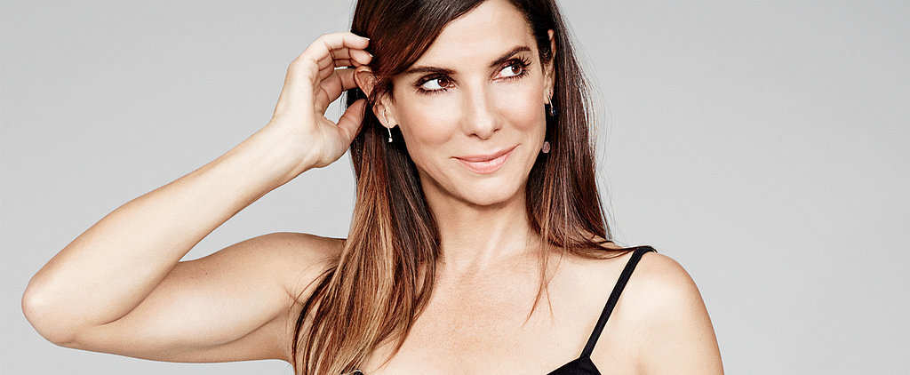 "Sandra Bullock on Her Son: ""If I Could Ride in a Bubble With Him For the Rest of His Life, I Would"""