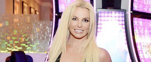You Have to See the First Photo of Britney Spears on the Set of Jane the Virgin