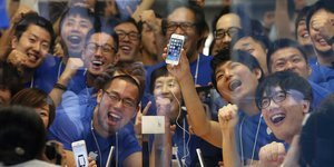Here's how much tech giants like Apple and Google make per employee (GOOG, AAPL)