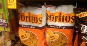 Man Lying In Doritos, Goldfish And Chips Ahoy Tells Cops, 'I'm Too High'