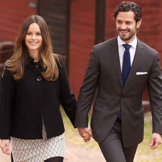 Prince Carl Philip and Princess Sofia in Dalarna 2015