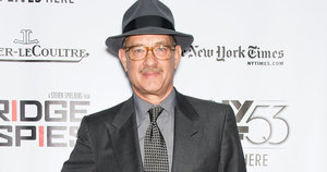 Tom Hanks Finds Student's College ID, Uses Twitter To Try And Give It Back