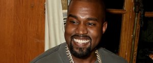 Kanye West Makes Precious, Profound Predictions For His Future Son