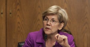 Elizabeth Warren's Next Target Is Big Oil