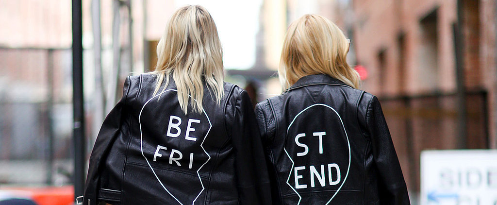 These Street Style Doppelgängers Are Double the Fashion
