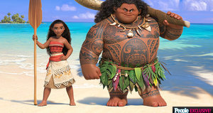 Disney Casts Newest Princess, Moana