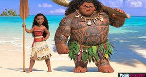 Disney Casts Newest Princess, Moana