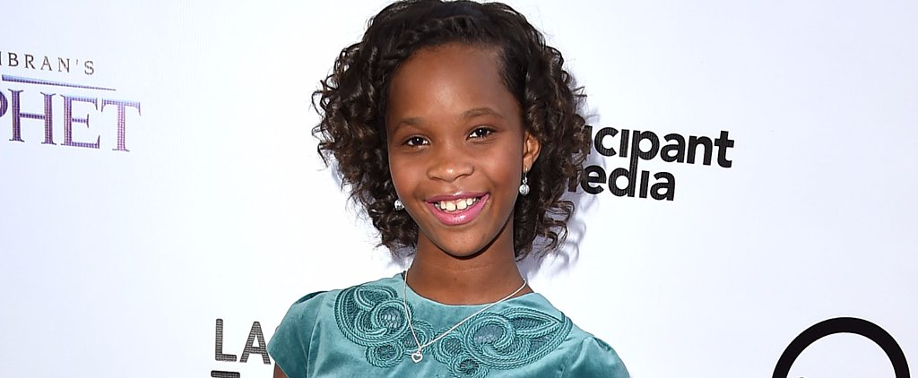 Quvenzhané Wallis Adds Author to Her List of Young Accomplishments