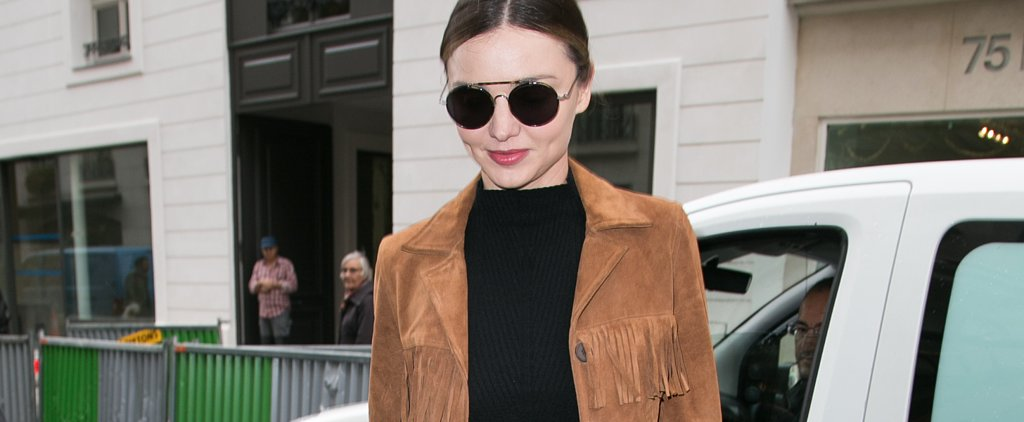 7 Reasons Miranda Kerr Is Our Favourite Style Star of Fashion Week