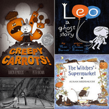 6 Terrific (and Not-Too-Scary) Halloween Books