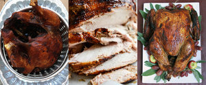 10 Ways to Cook Your Thanksgiving Turkey