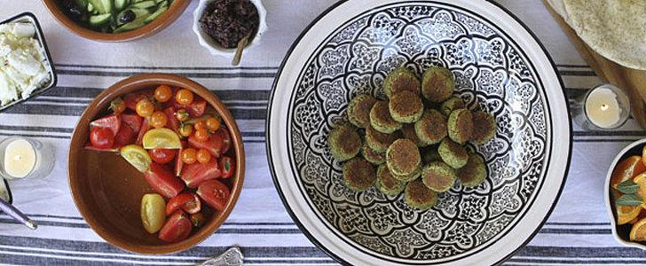 A Lighter, Greener Take on Falafel