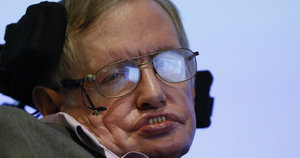 Stephen Hawking Says We Should Really Be Scared Of Capitalism, Not Robots