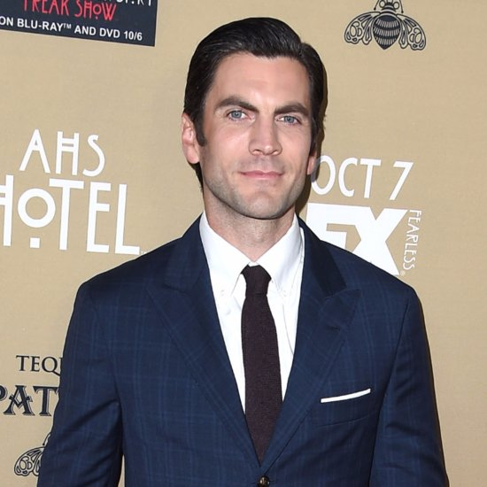 Wes Bentley Says the Sweetest Things About Fatherhood