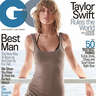 Taylor Swift in GQ Magazine 2015