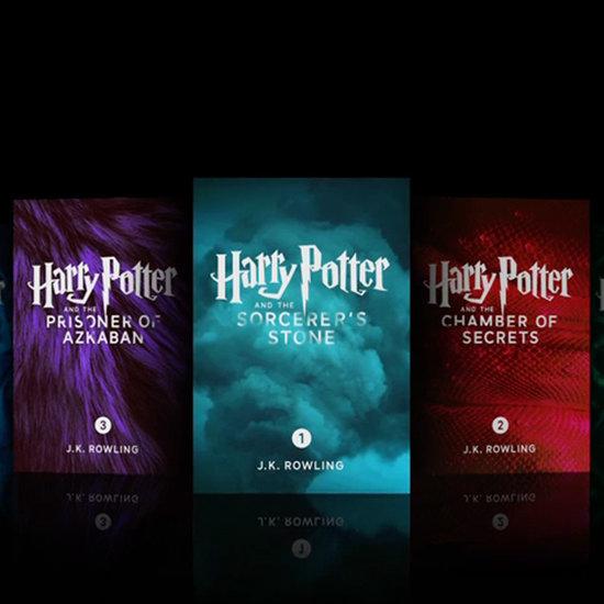 Harry Potter iBooks