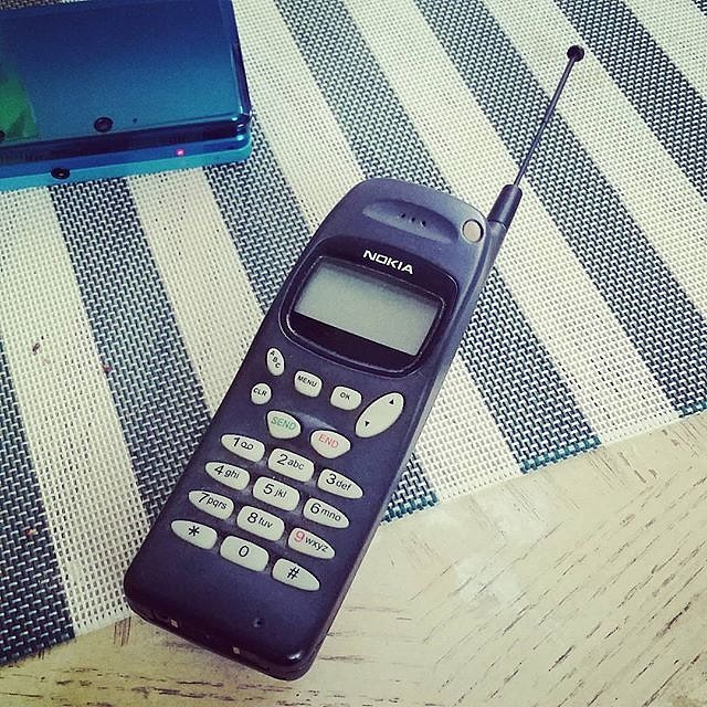 Cellphones With Antennas