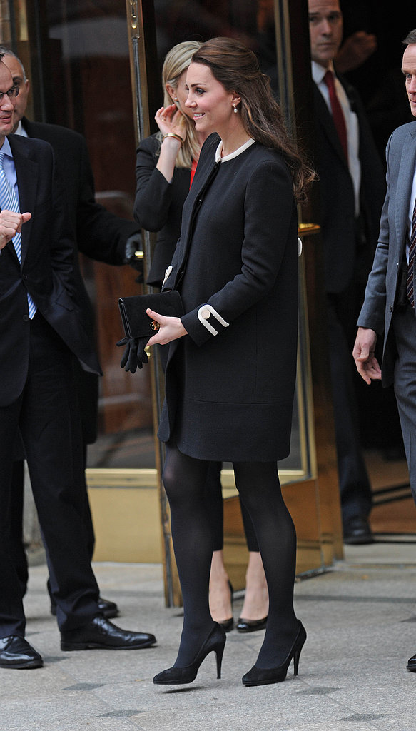 Kate Middleton at a Youth Event in 2014