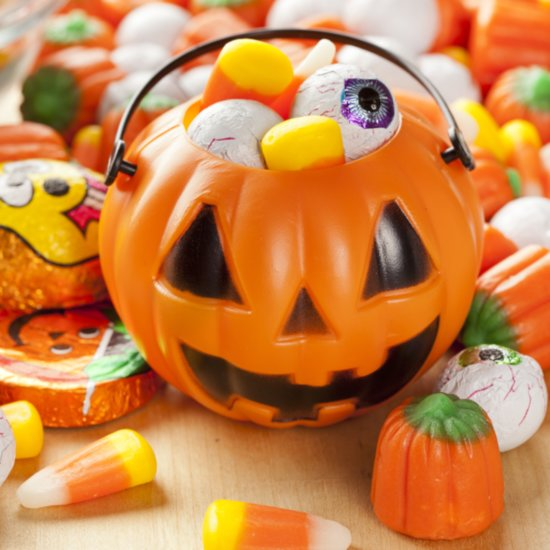 The Healthiest Halloween Candy to Buy